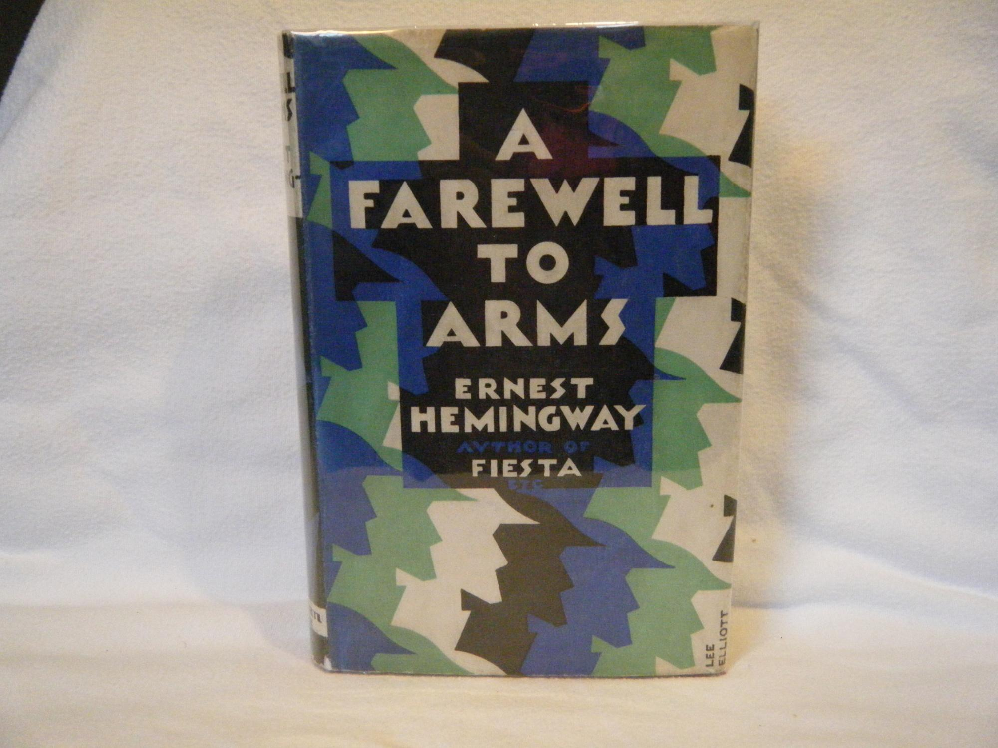 the style of a farewell to arms by ernest hemingway A farewell to arms is a novel by ernest hemingway set during the italian campaign of world war i the book, published in 1929, is a first-person account of american frederic henry, serving as a lieutenant (tenente) in the ambulance corps of the italian army.