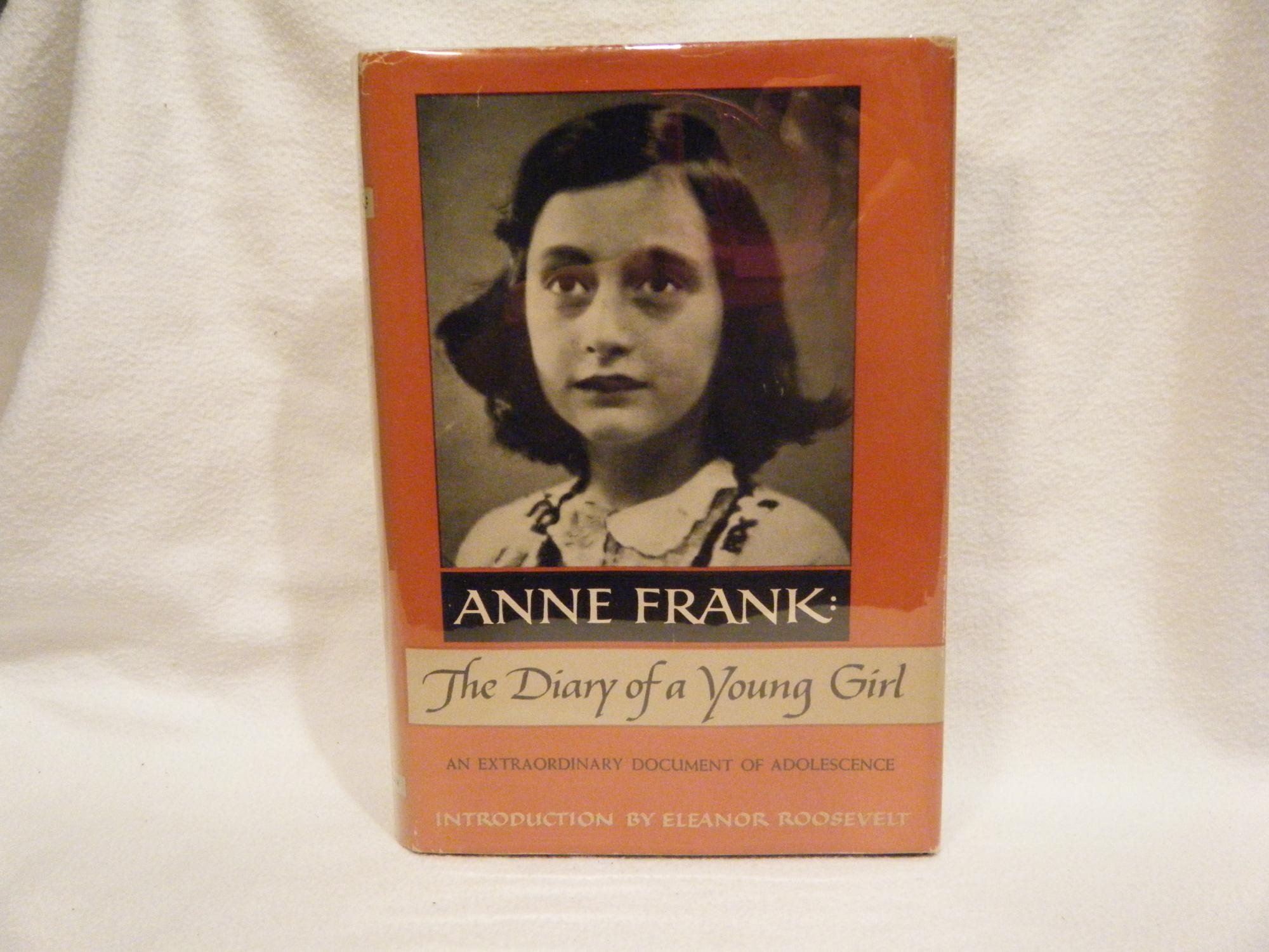 anne frank diary of a young The first american edition, published in 1952 under the title anne frank: the diary of a young girl, was positively reviewed the book was successful in france.
