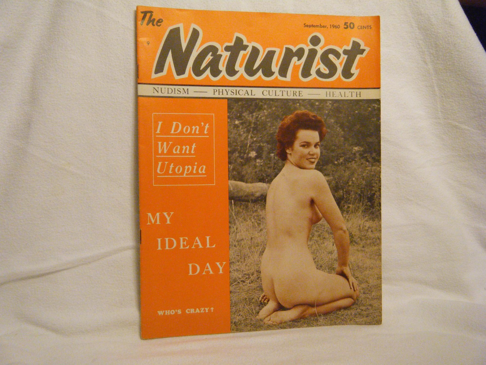 Nudist usa magazine