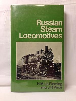 Russian Steam Locomotives: H M Le