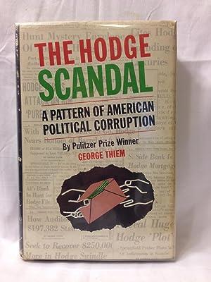 The Hodge Scandal: George Thiem