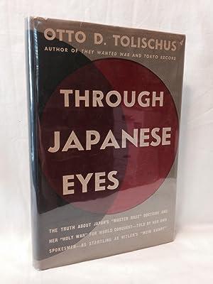 Through Japanese Eyes: Otto D. Tolischus