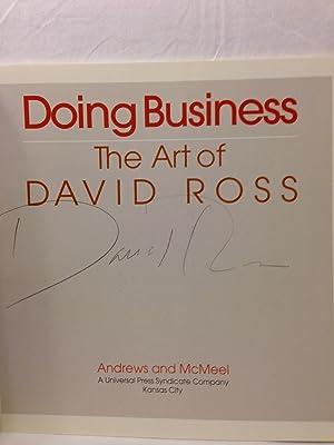 Doing Business The Art of David Ross: Ross, David