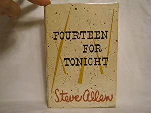 Fourteen for Tonight: Allen, Steve