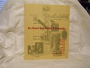 Das Gästebuch Von Kate T. Steinitz/ the: Steinitz, Kate T.
