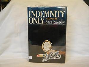 Indemnity Only A Novel: Paretsky, Sara