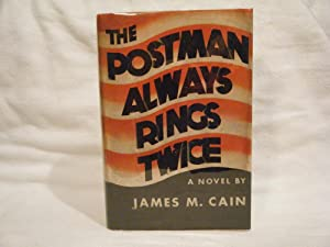 The Postman Always Rings Twice: Cain, James