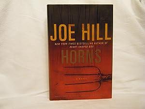 Horns A Novel: Hill, Joe