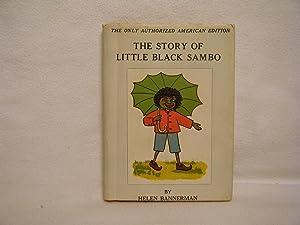 The Story of Little Black Sambo The: Bannerman, Helen