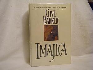 Imajica A Novel of Suspense: Barker, Clive