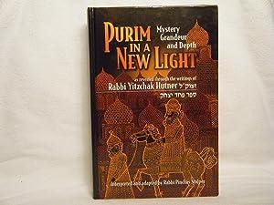 Purim In A New Light Mystery, Grandeur,: Stolper, R' Pinchas