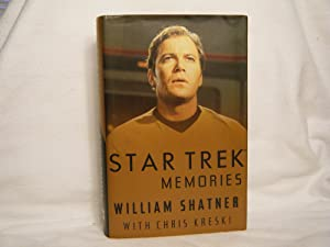Star Trek Memories: Shatner, William &