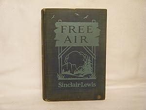 Free Air: Lewis, Sinclair