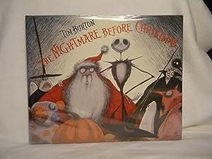 The Nightmare Before Christmas: Burton, Tim