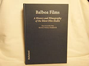 Balboa Films A History and Filmography of: Jura, Jean-Jacques and