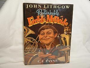 The Remarkable Farkle Mcbride: Lithgow, John &