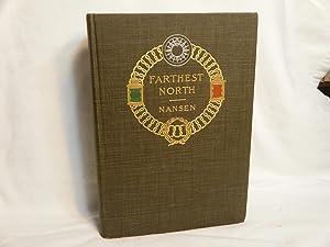 Farthest North: Being the Record of a: Nansen, Fridtjof