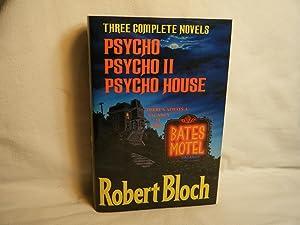 Three Complete Novels: Bloch, Robert