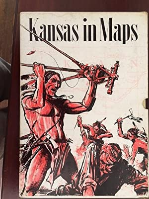 KANSAS IN MAPS: Baughman, Robert W.