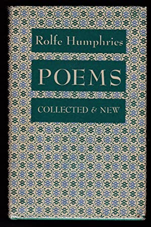 POEMS: Collected and New: Humphries, Rolfe