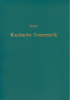Kurdische Grammatik: Justi, Ferdinand