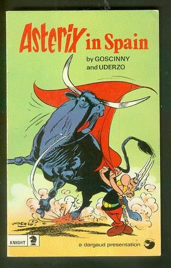 Asterix in Spain. (English Language Version series). by