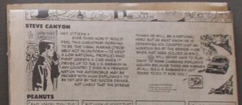 steve canyon 1959 grosset dunlap book 100100 includes