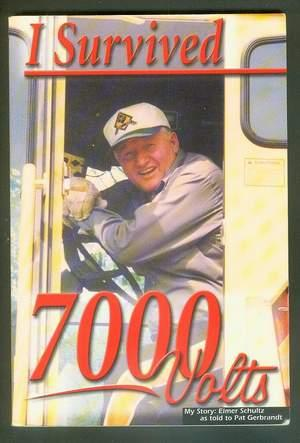 I Survived 7000 Volts --- Story of Elmer Schultz (Miracle of Living After Electrocution)