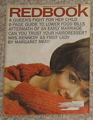 REDBOOK February 1962 (the Magazine for Young: John D. MacDonald