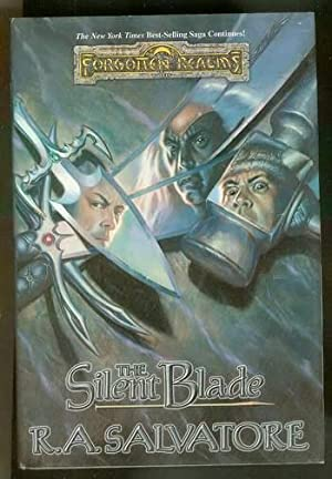 The Silent Blade (Forgotten Realms: Paths of Darkness, Book One / #1 / First).