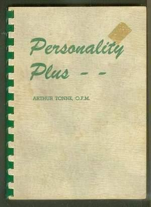 PERSONALITY PLUS: How to Improve Your Personality with the Help of Jesus and Francis. / a New App...