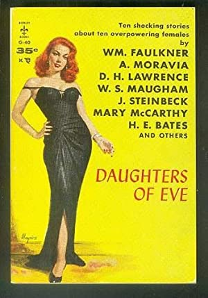 Daughters of Eve. (Berkley Book # G-40);: Dardis, T.A. (Compliled