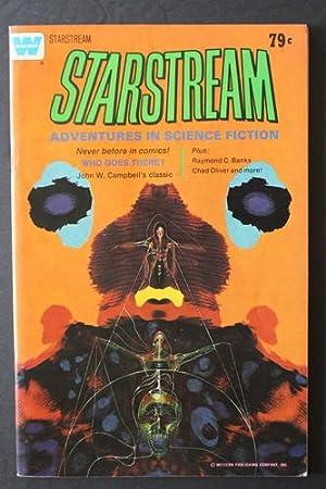 STARSTREAM #1 - Adventures in Science Fiction;: Barrington J. Bayley,