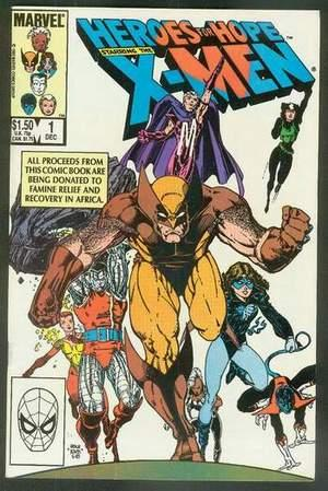 HEROES FOR HOPE- Starring the X-Men. Volume: STEPHEN KING, Jim