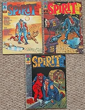 Will Eisner's The SPIRIT; Lot of #5-7;: EISNER, Will (William