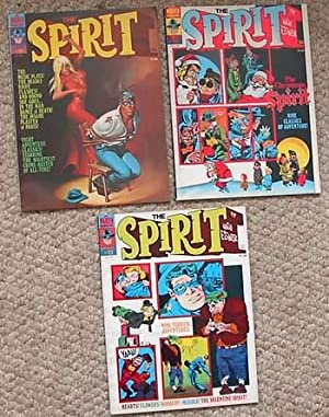 Will Eisner's The SPIRIT; Lot of #11-13;: EISNER, Will (William