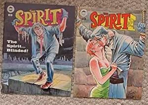 Will Eisner's The SPIRIT Set/Lot of #22(12/1979): EISNER, Will (William
