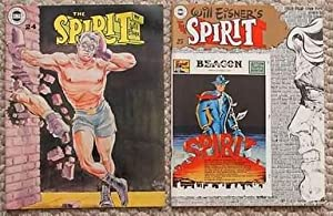 Will Eisner's The SPIRIT Set/Lot of #24(May/1980): EISNER, Will (William