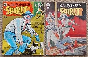 Will Eisner's The SPIRIT Set/Lot of #26(12/1980): EISNER, Will (William