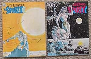 Will Eisner's The SPIRIT Set/Lot of #28(April/1981): EISNER, Will (William