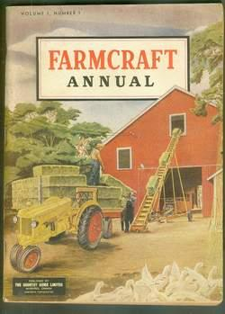 FARMCRAFT ANNUAL Volume-1 #1 (1949 - Magazine )