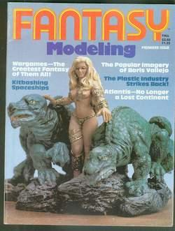 FANTASY MODELING Volume-1 #1 ( Premiere Issue;: Philip O. Stearns,