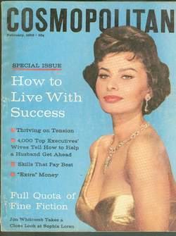 COSMOPOLITAN MAGAZINE ( February 1958, SPECIAL ISSUE;: JOHN D. MacDONALD