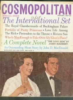 COSMOPOLITAN MAGAZINE ( January 1961; SPECIAL ISSUE;: JOHN D. MacDONALD