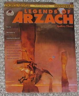 Legends of Arzach Gallery Five: The Keeper: Lofficier, R.J.M. (Randy