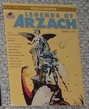 Legends of Arzach Gallery One / 1: Lofficier, R.J.M. (Randy