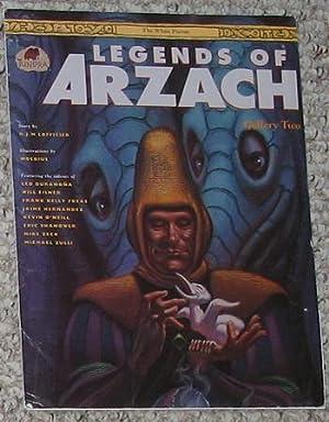 Legends of Arzach - Gallery Two /: Lofficier, R.J.M. (Randy