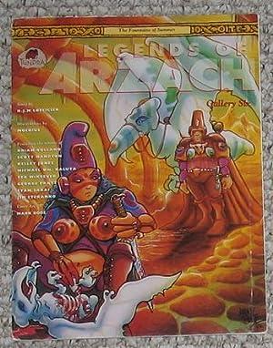 Legends of Arzach, Gallery Six / 6: Lofficier, R.J.M. (Randy