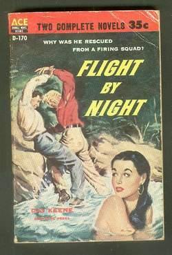 FLIGHT BY NIGHT // with // BLACK: Keene, Day.; Goldman,
