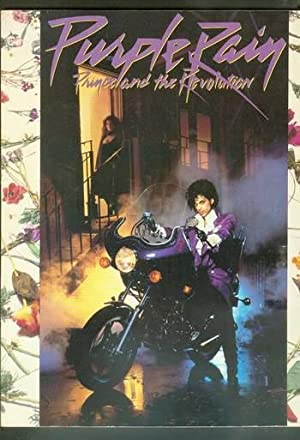 PURPLE RAIN - PRINCE and the REVOLUTION. (Words & Sheet Music) - Lets go Crazy. / Take Me ...